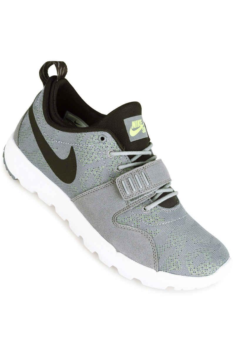 Nike SB Trainerendor Shoes (cool grey black volt)