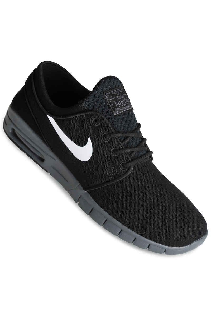 Nike SB Stefan Janoski Max Zapatilla (black white dark grey)