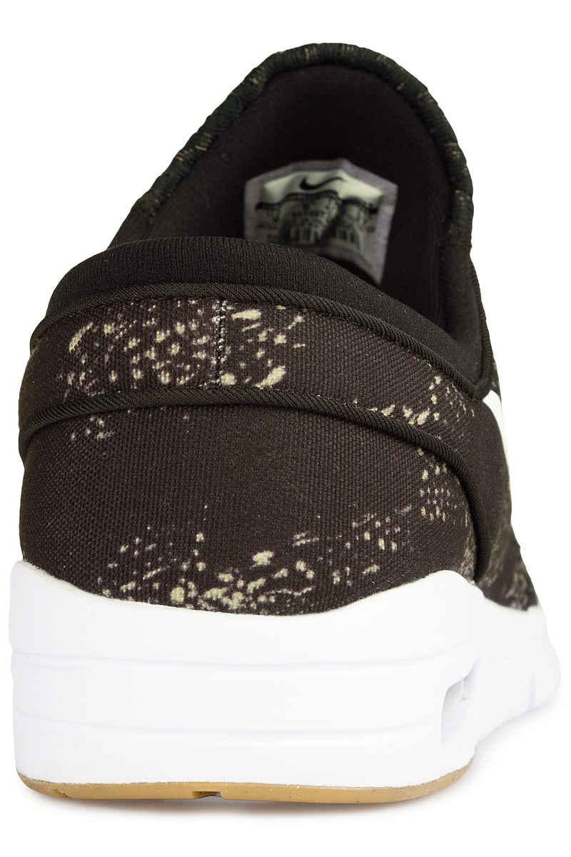Nike SB Stefan Janoski Max Premium Schuh (black natural olive)