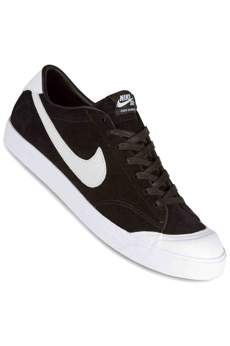 Nike SB Zoom All Court Cory Kennedy QS Shoes (black white)