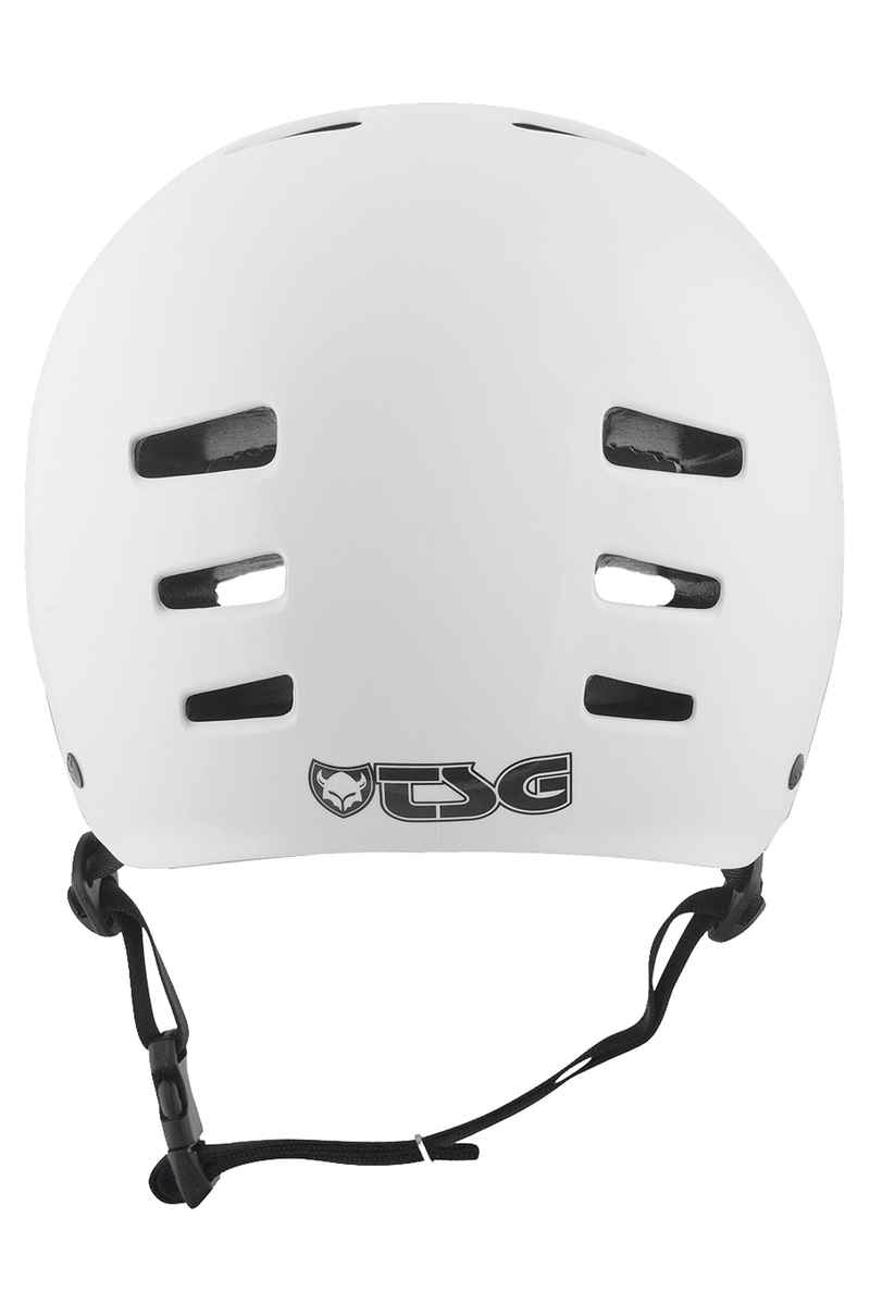 TSG Evolution-Injected-Colors Helm (white)