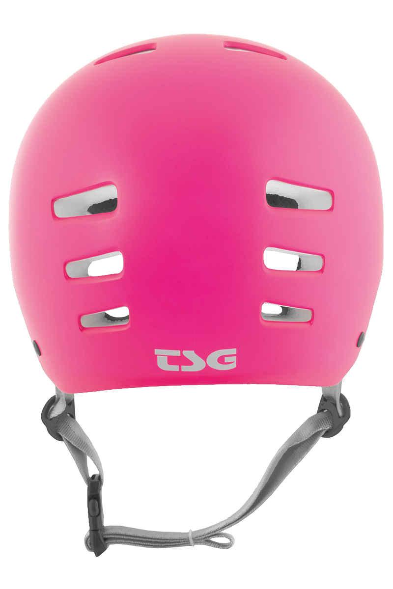 TSG Evolution-Solid-Colors Helmet women (satin himbeereis)