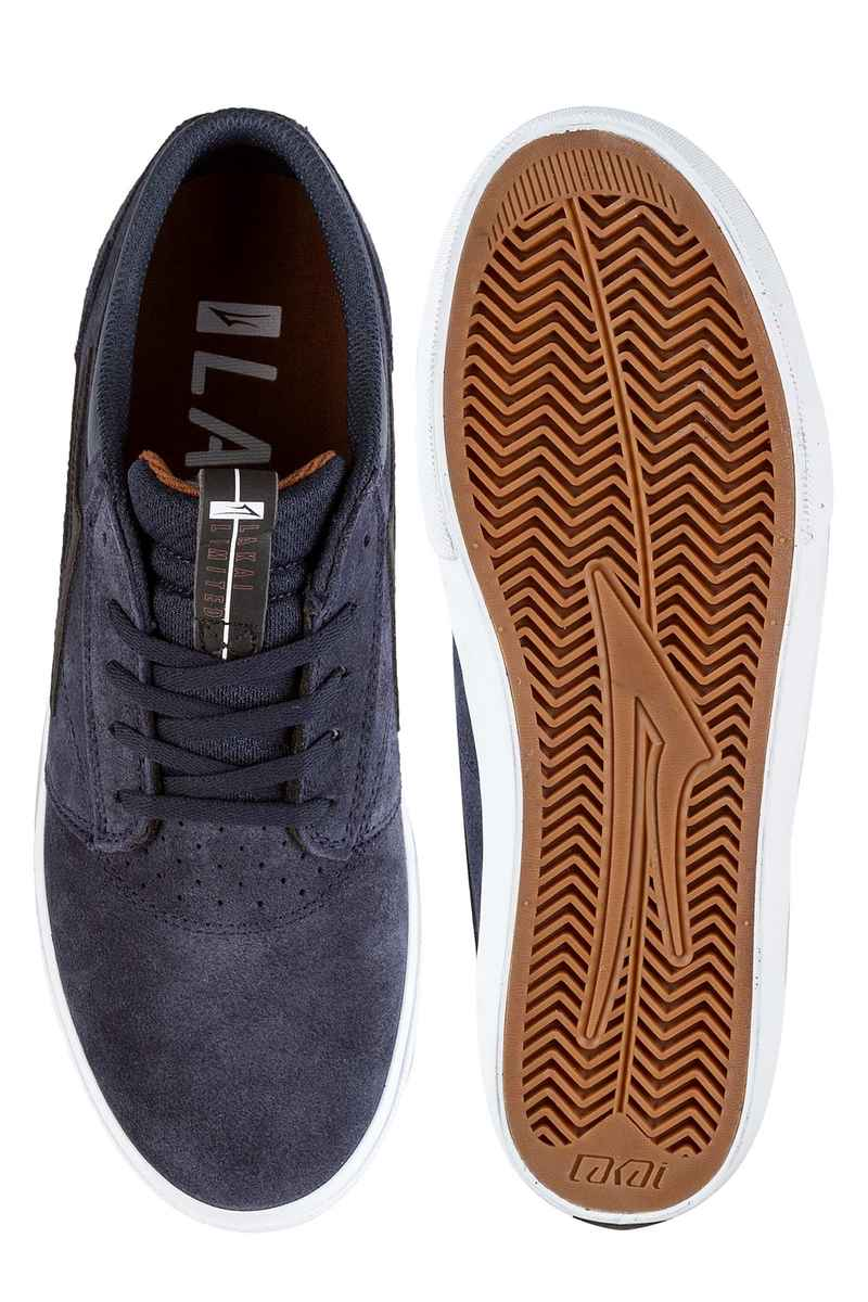 Lakai Griffin Suede Shoes (midnight)