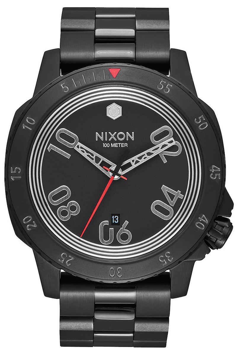 Nixon x Star Wars Kylo Ren The Ranger Horloge (black)
