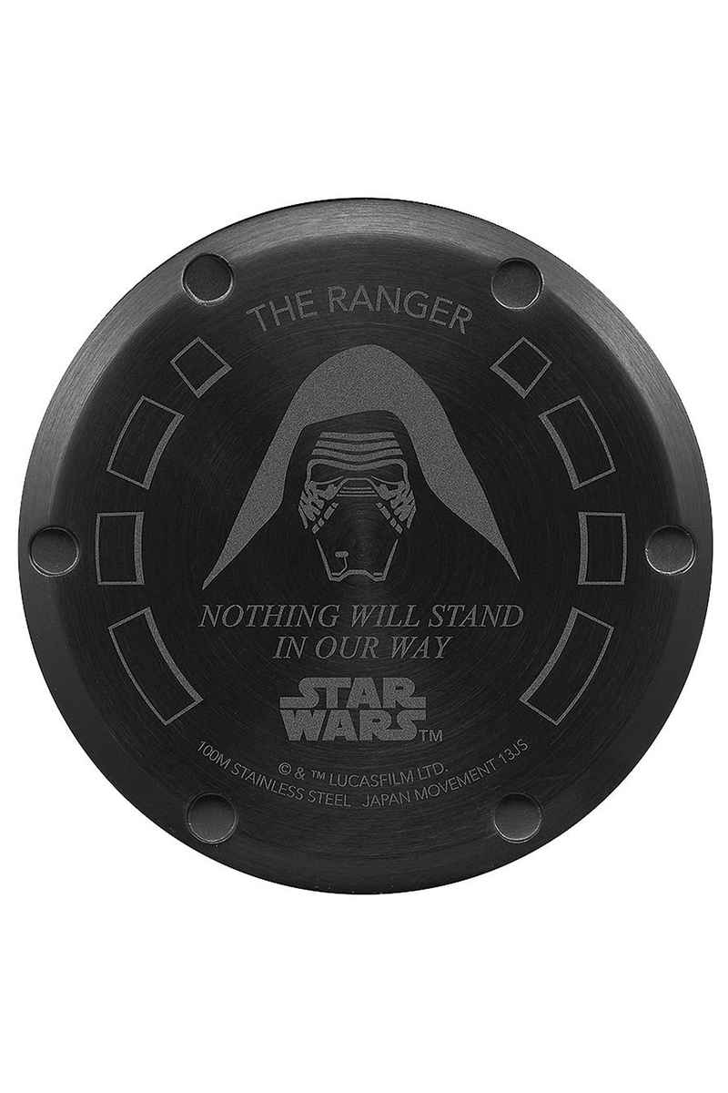 Nixon x Star Wars Kylo Ren The Ranger Montre (black)