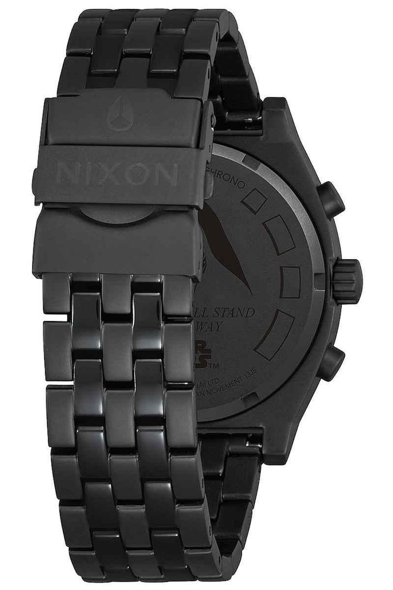 Nixon x Star Wars Kylo Ren The Time Teller Chrono Watch (black)