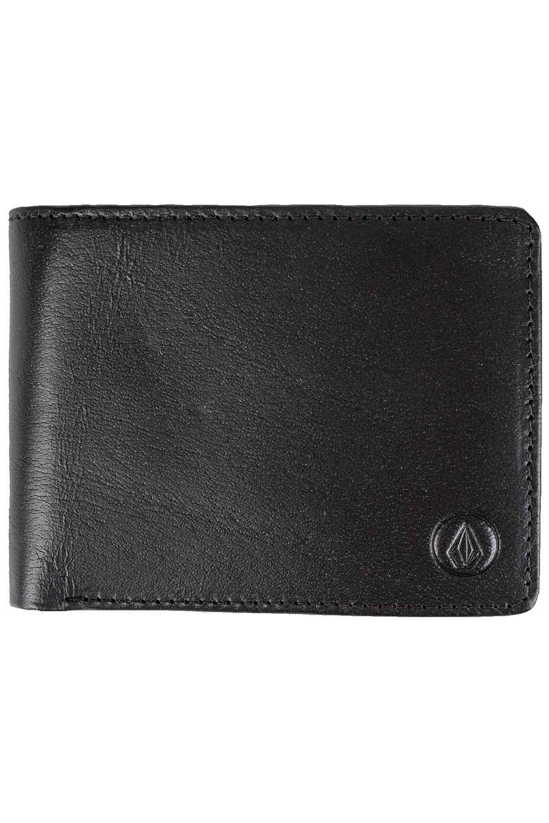 Volcom Leather Geldbeutel  (black)