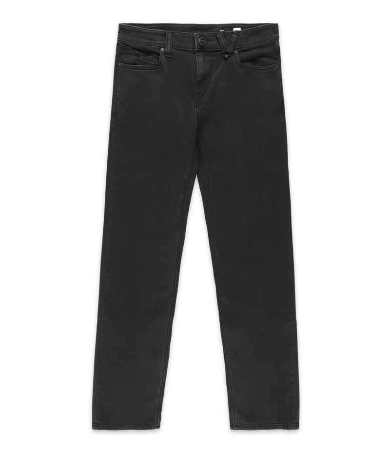 Volcom 2X4 Jeans (ink black)