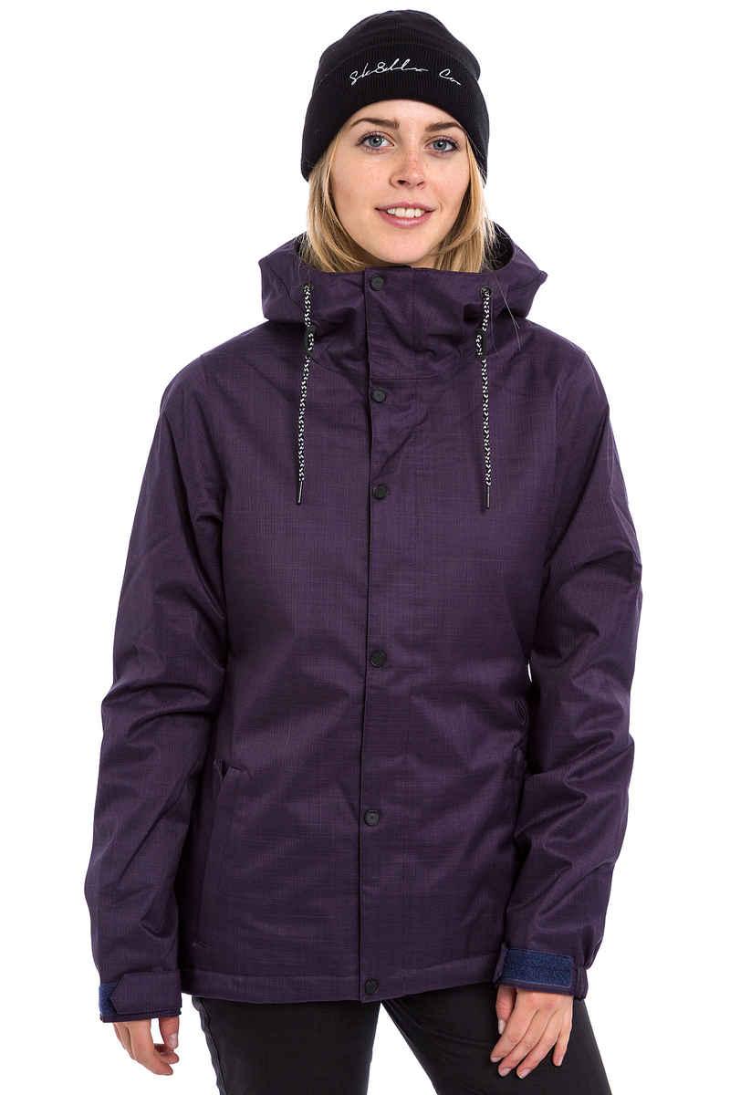 Volcom Bolt Insulated Snowboard Jacket Women Deep Purple