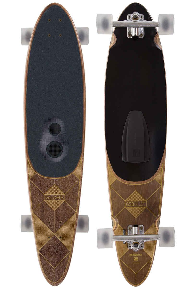 "Globe GSB Pinner Boombotix Speaker 41.25"" (104,8cm) Complete-Longboard (dark maple)"