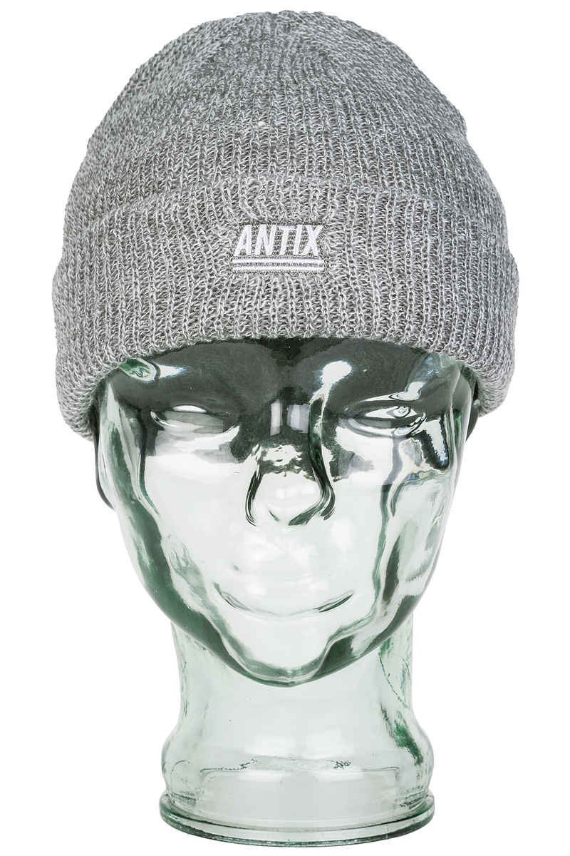 Antix Prisma Mütze (heather grey)