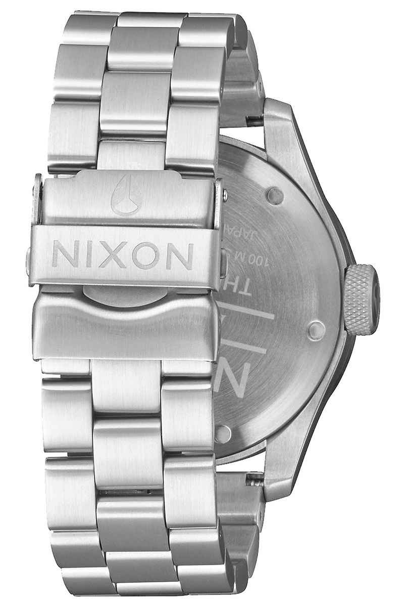 Nixon The Safari Montre (gunmetal)