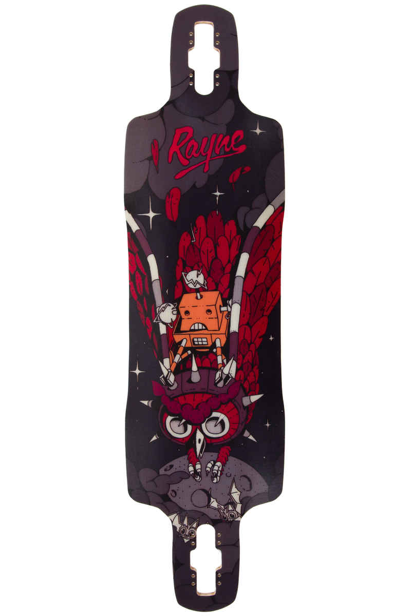 "Rayne Piranha V3 37.5"" (95,5cm) Longboard Deck"