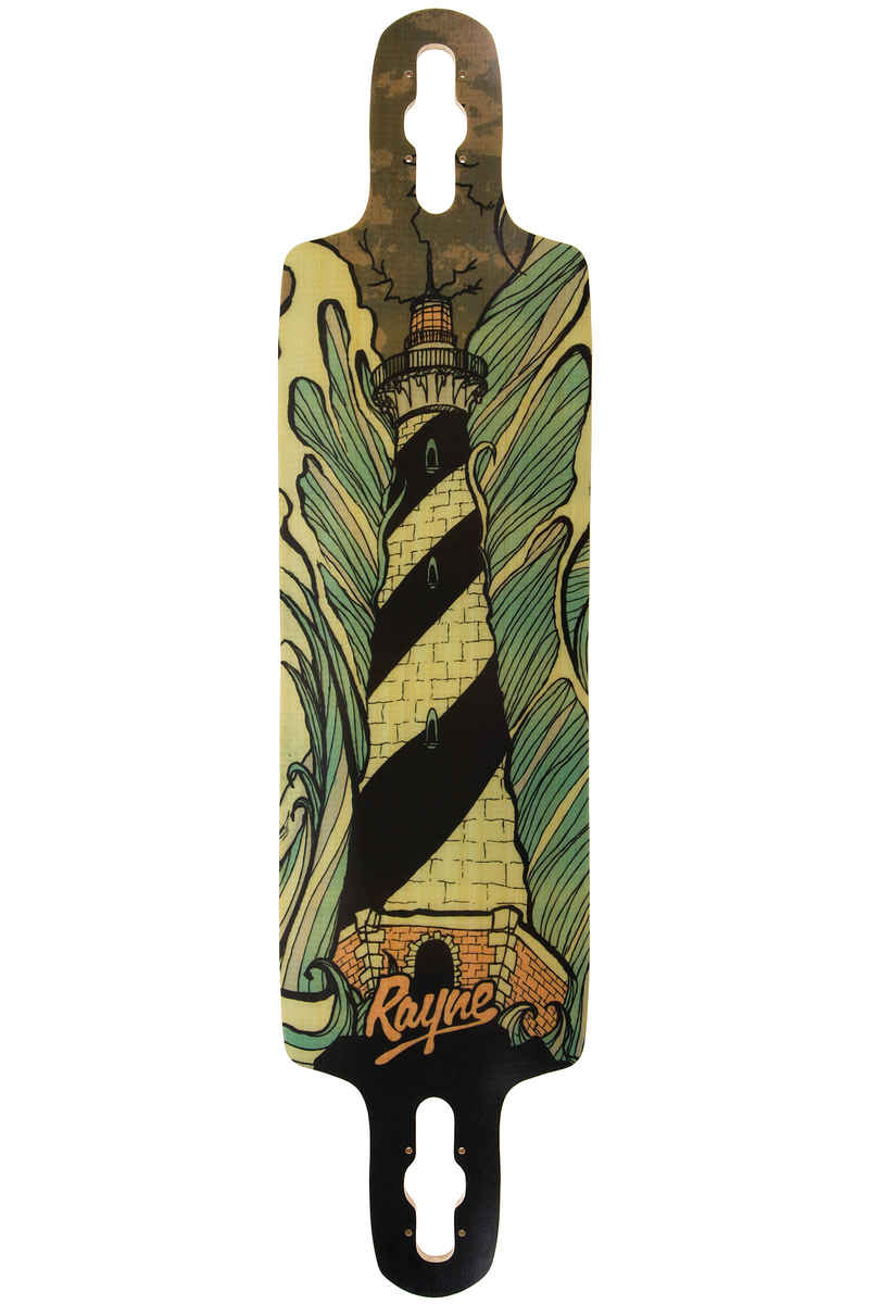 """Rayne Vendetta Shipwreck 40"""" (101,6cm) Planche Longboard"""