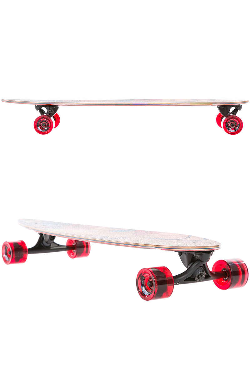 "Landyachtz Maple Chief Floral 36"" Longboard completo"