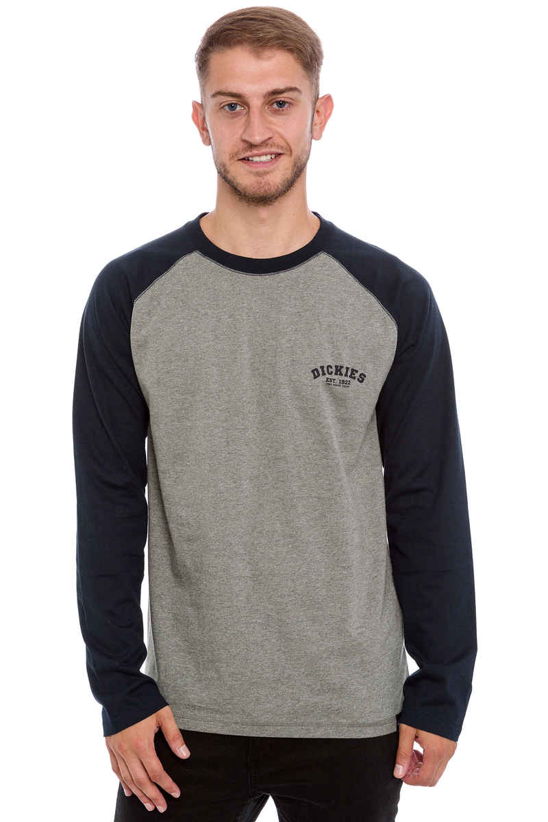 Dickies Baseball Longsleeve (dark navy)