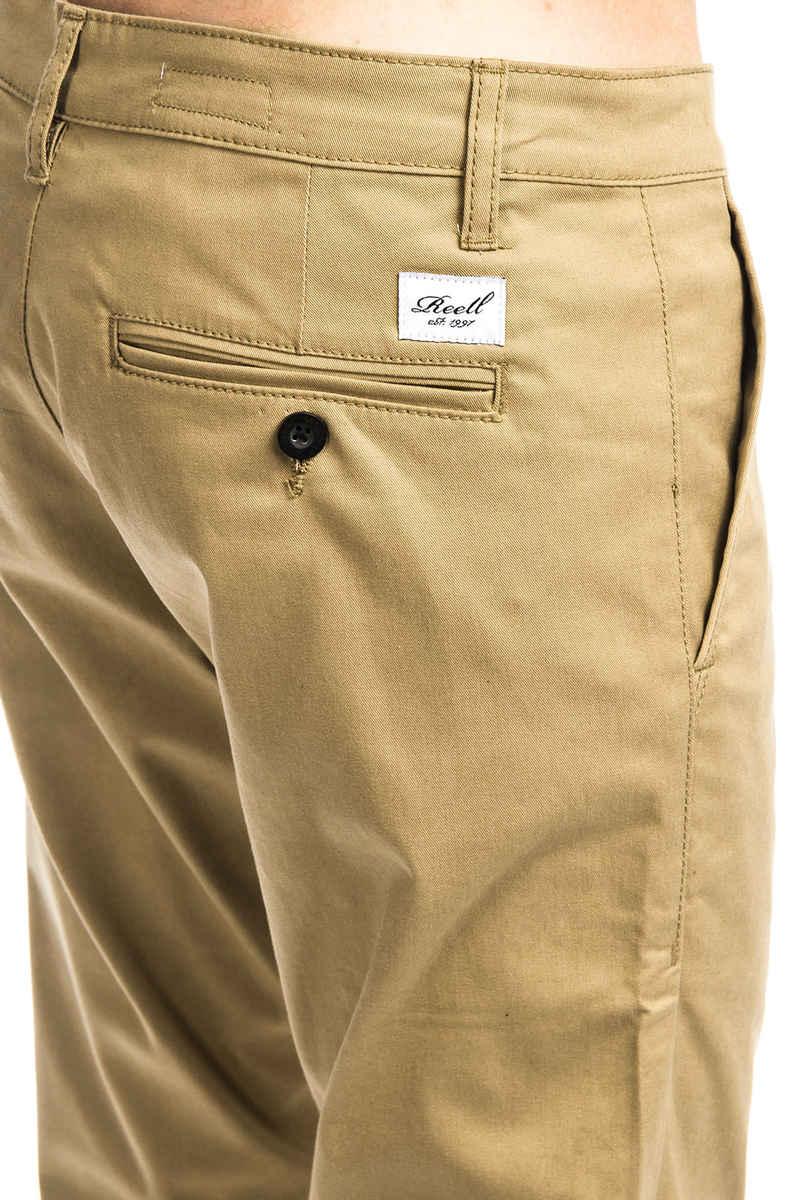 REELL Straight Flex Chino Pants (pc sand)