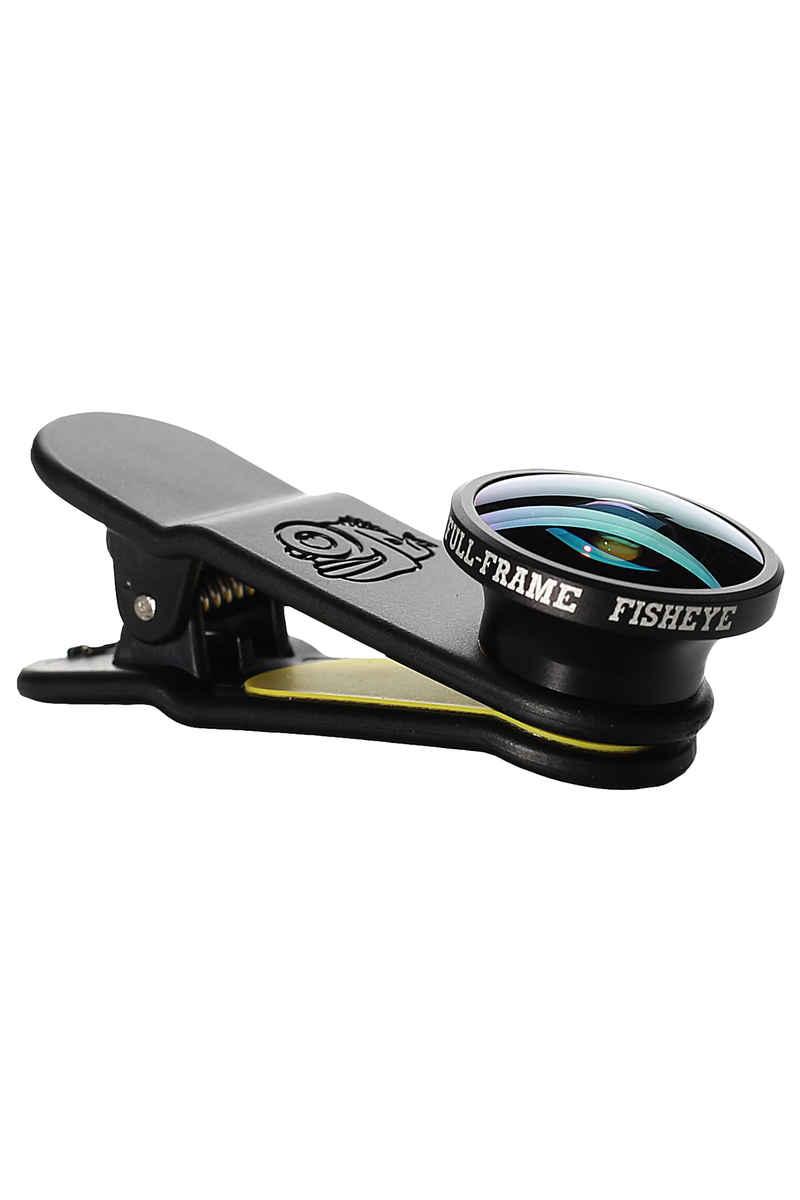 Black Eye Full Frame Fisheye 180° Smartphone Lens Acc.