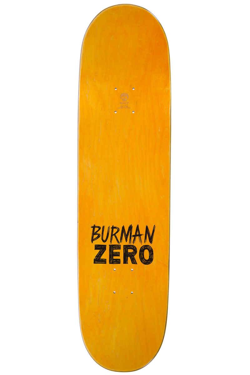 """Zero Burman Alter Ego 8.5"""" Deck (purple orange)"""