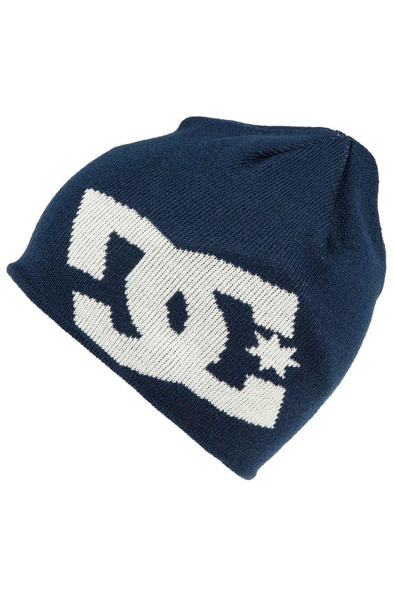 DC Big Star Beanie (varsity blue)