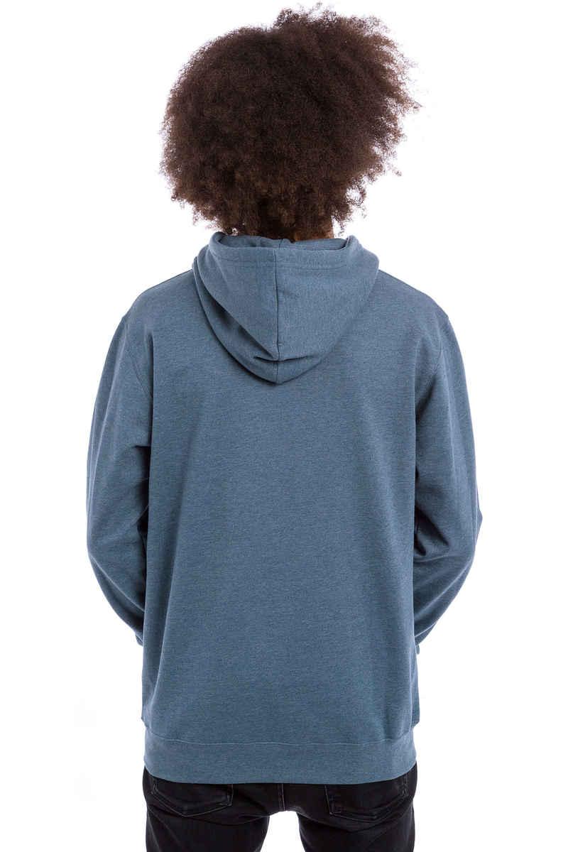 Cleptomanicx Möwe Hoodie (heather blue)