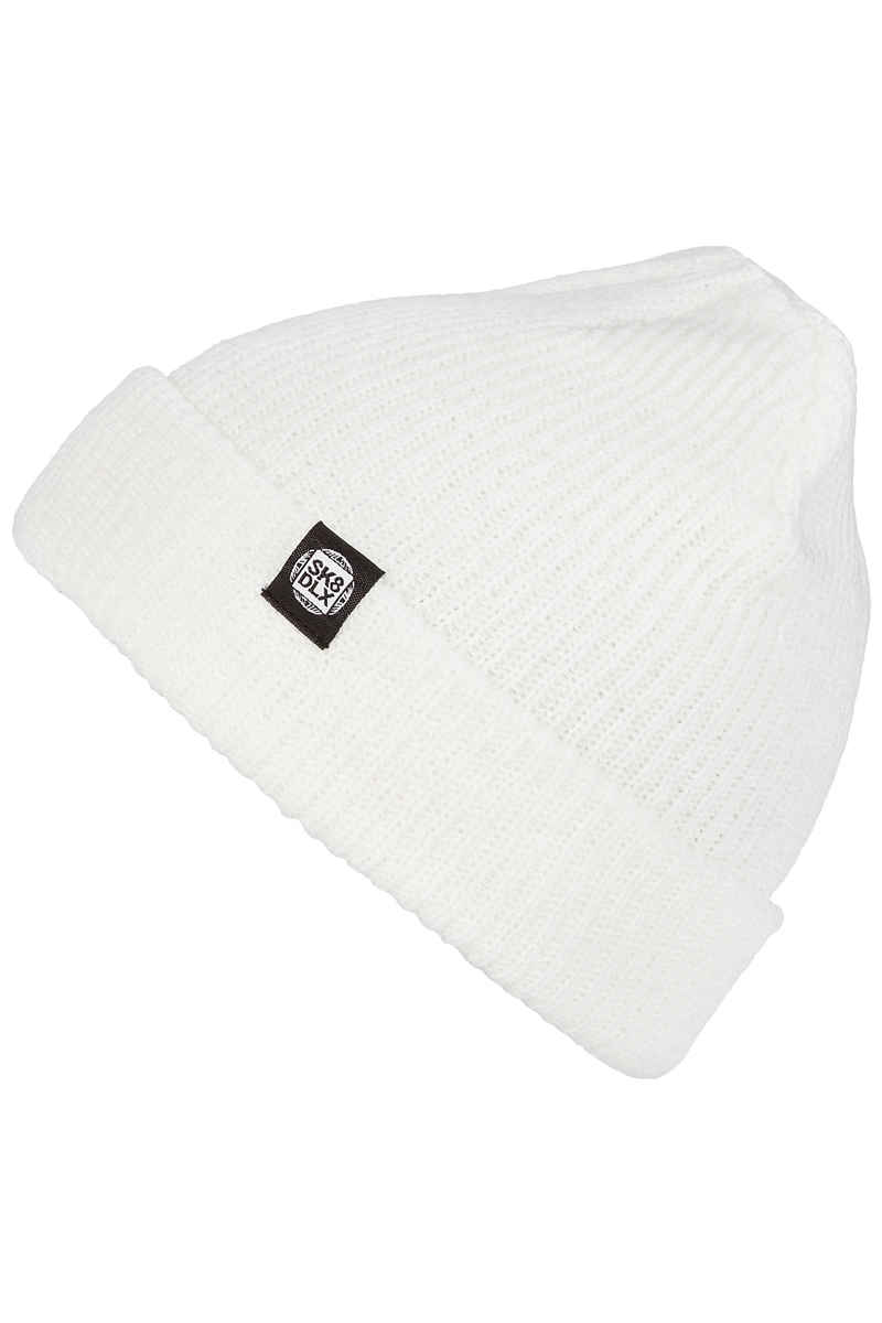 SK8DLX Skatesmart Beanie (white)