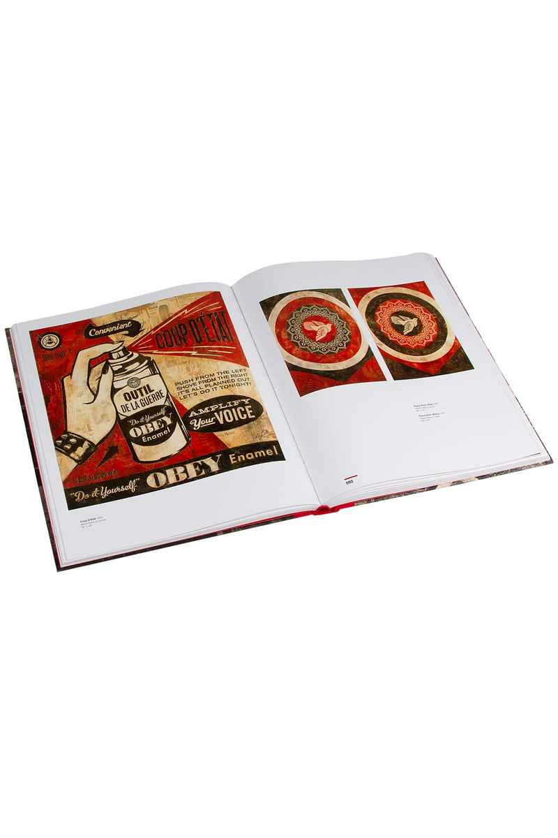 Obey Covert To Overt Book (assorted)