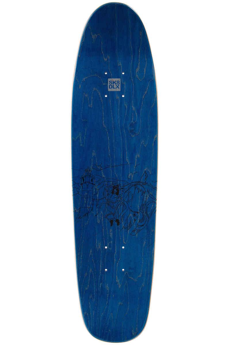 "SK8DLX Heavy C Kraken 8.25"" Planche Skate (multi)"