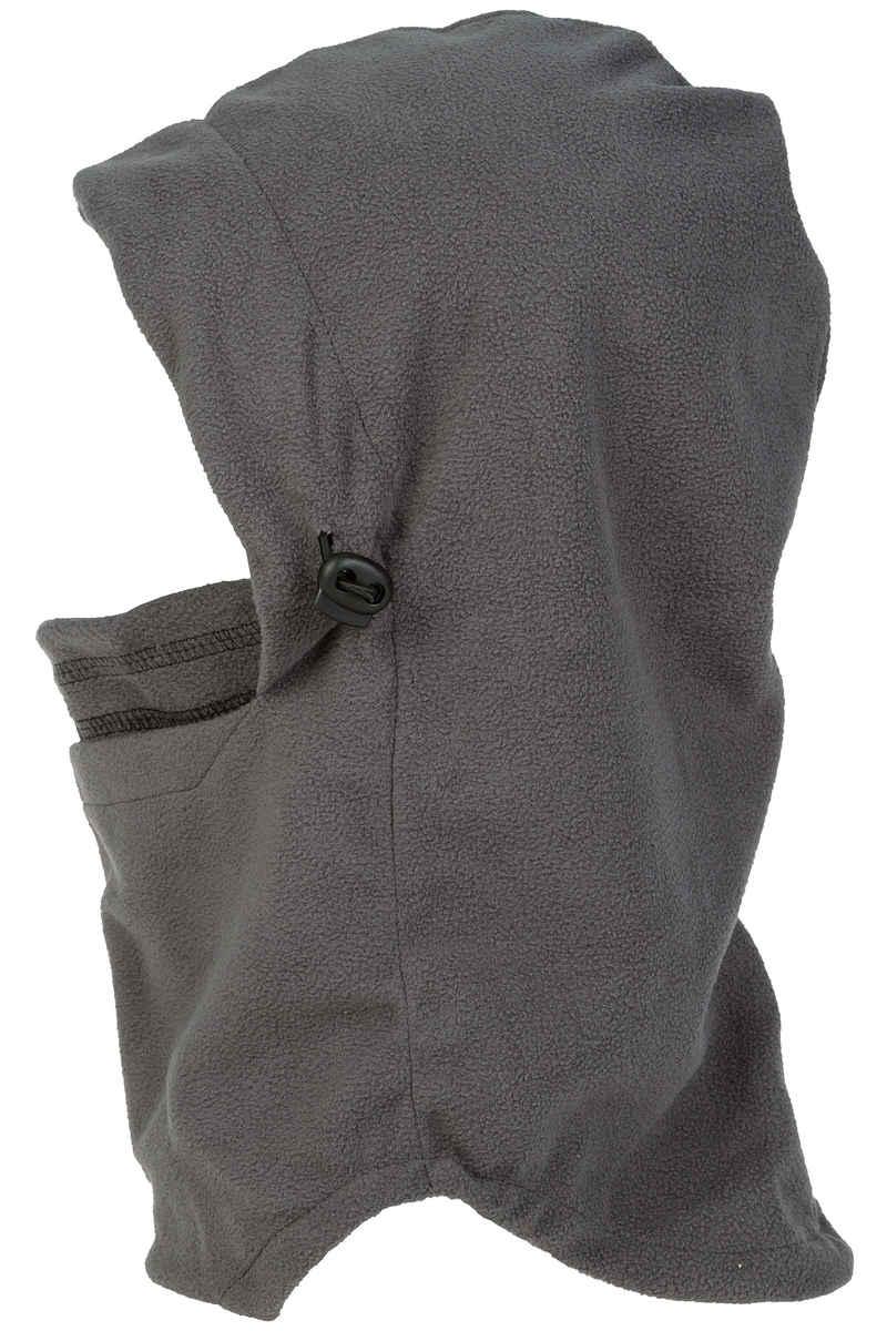 Antix Fleece Hood Neckwarmer (grey)