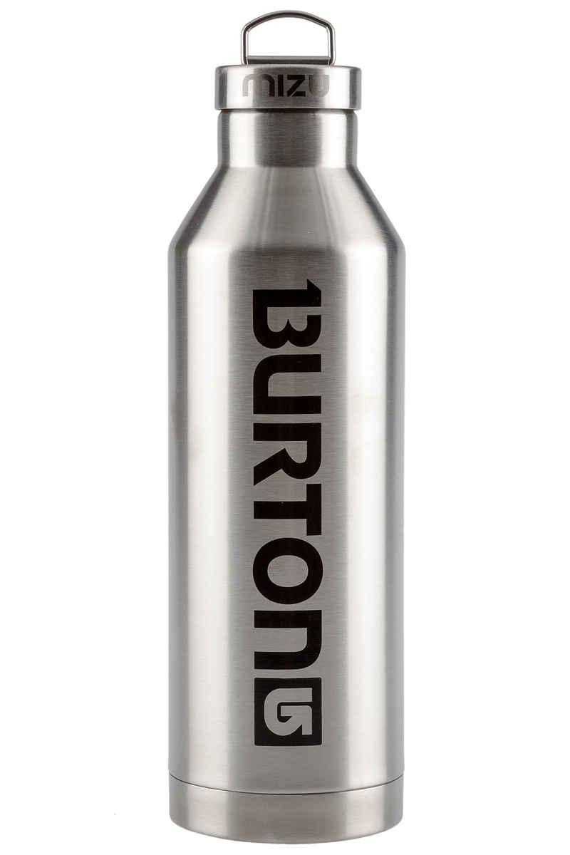 Mizu x Burton V8 Veldfles (stainless steel)