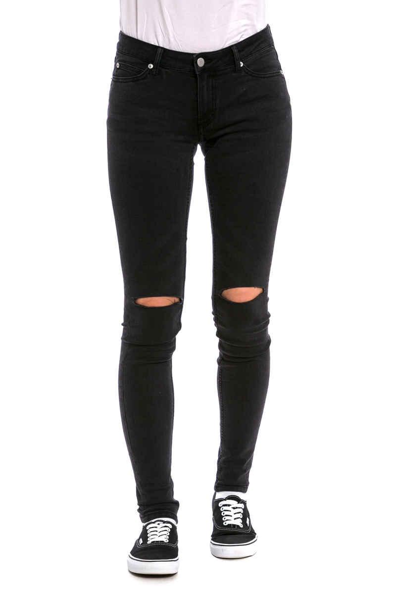 cheap monday slim jeans women cut grey buy at skatedeluxe. Black Bedroom Furniture Sets. Home Design Ideas