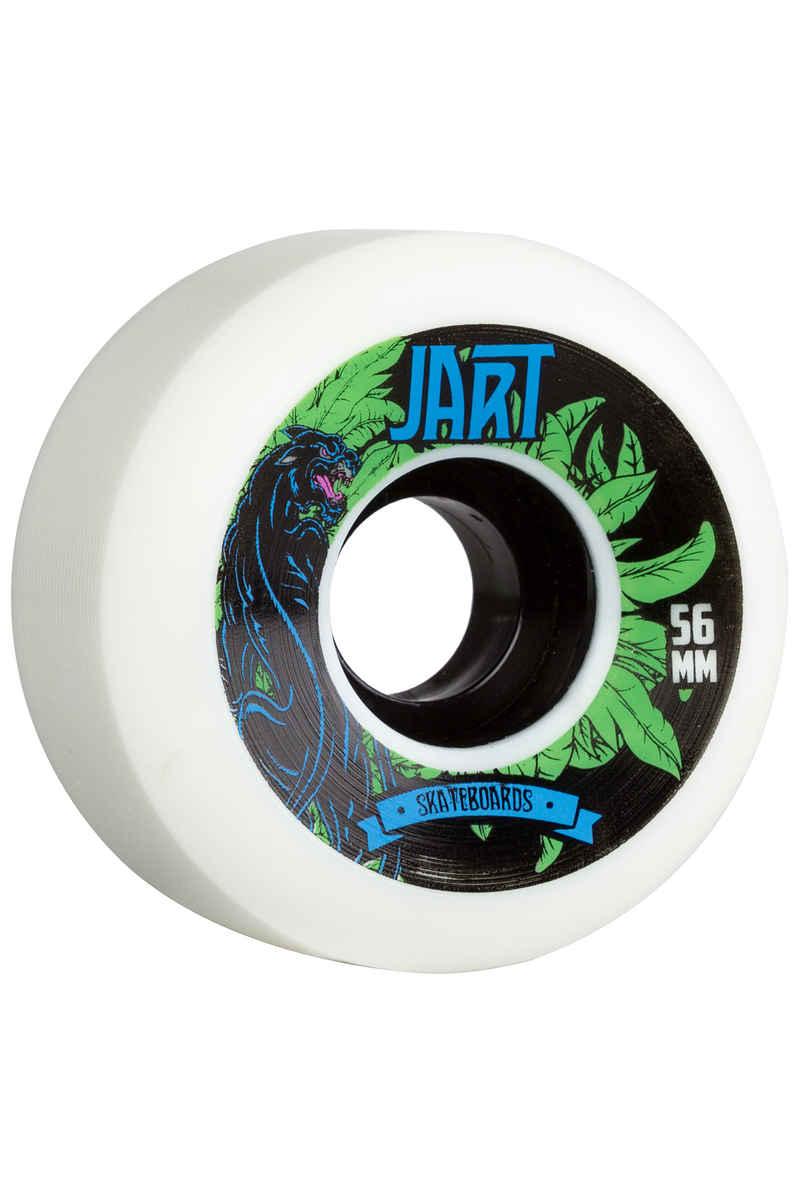 Jart Skateboards Bondi Panther 56mm Roue (white) 4 Pack