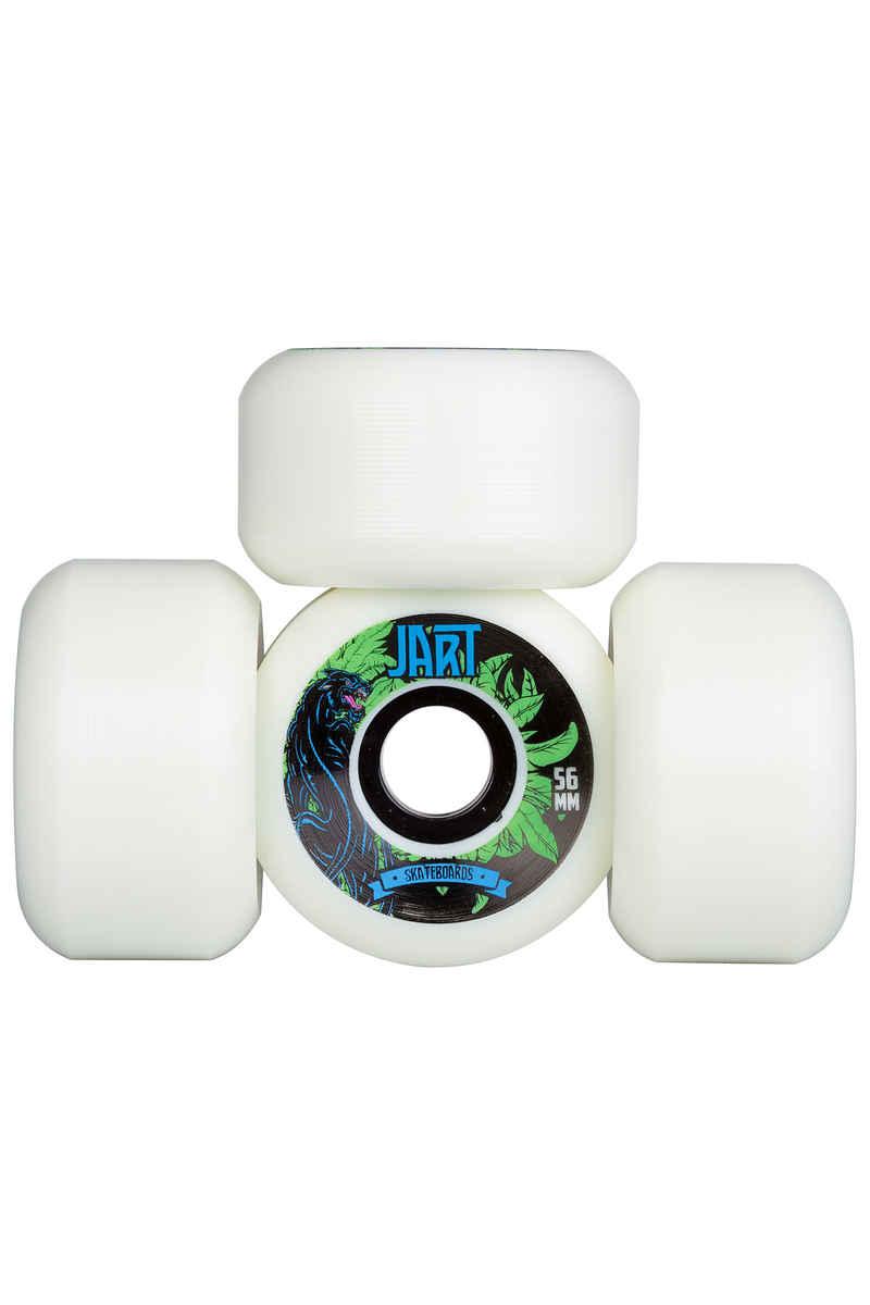Jart Skateboards Bondi Panther Wheels (white) 56mm 101A 4 Pack