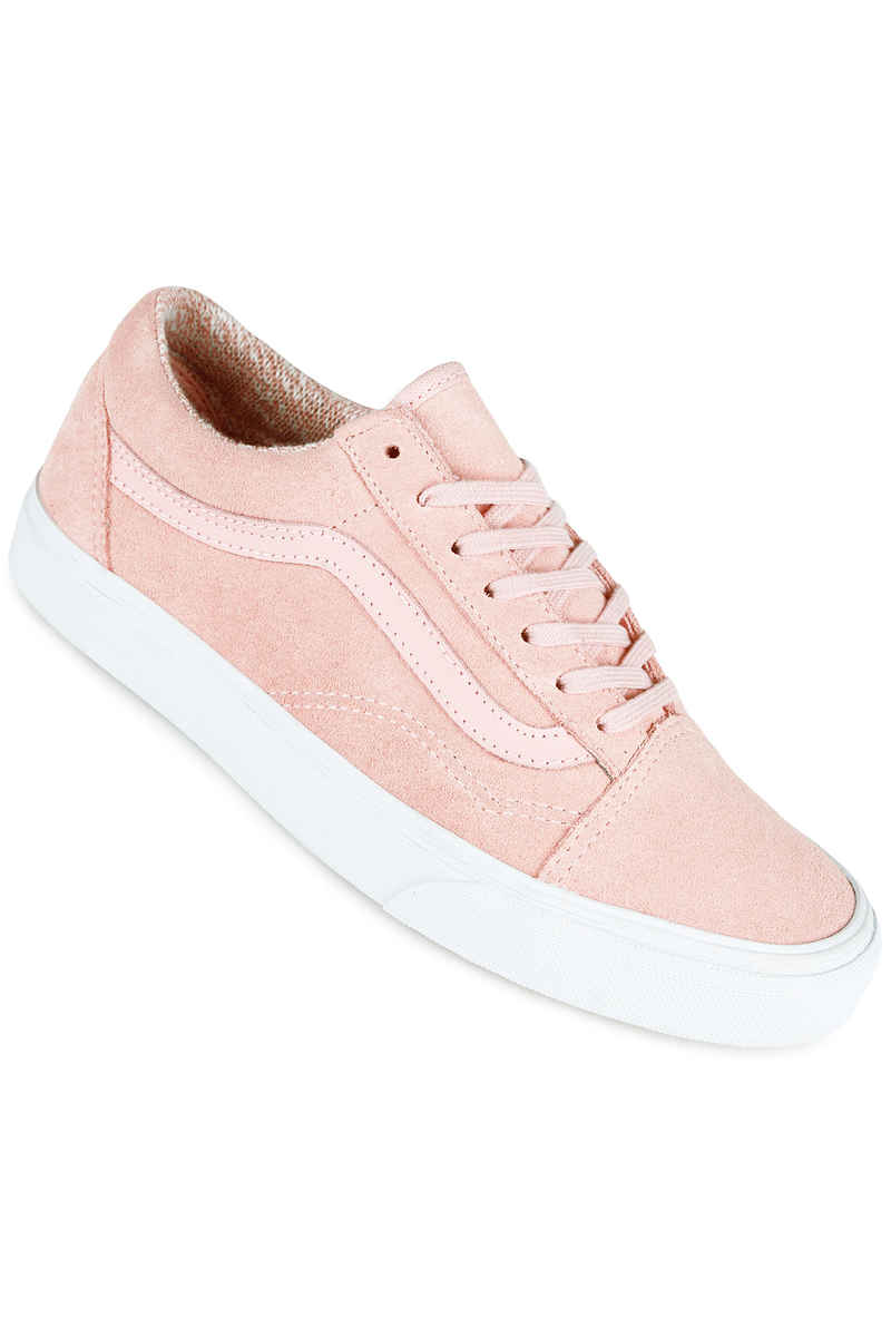 vans old skool shoe women woven peachskin true white buy. Black Bedroom Furniture Sets. Home Design Ideas
