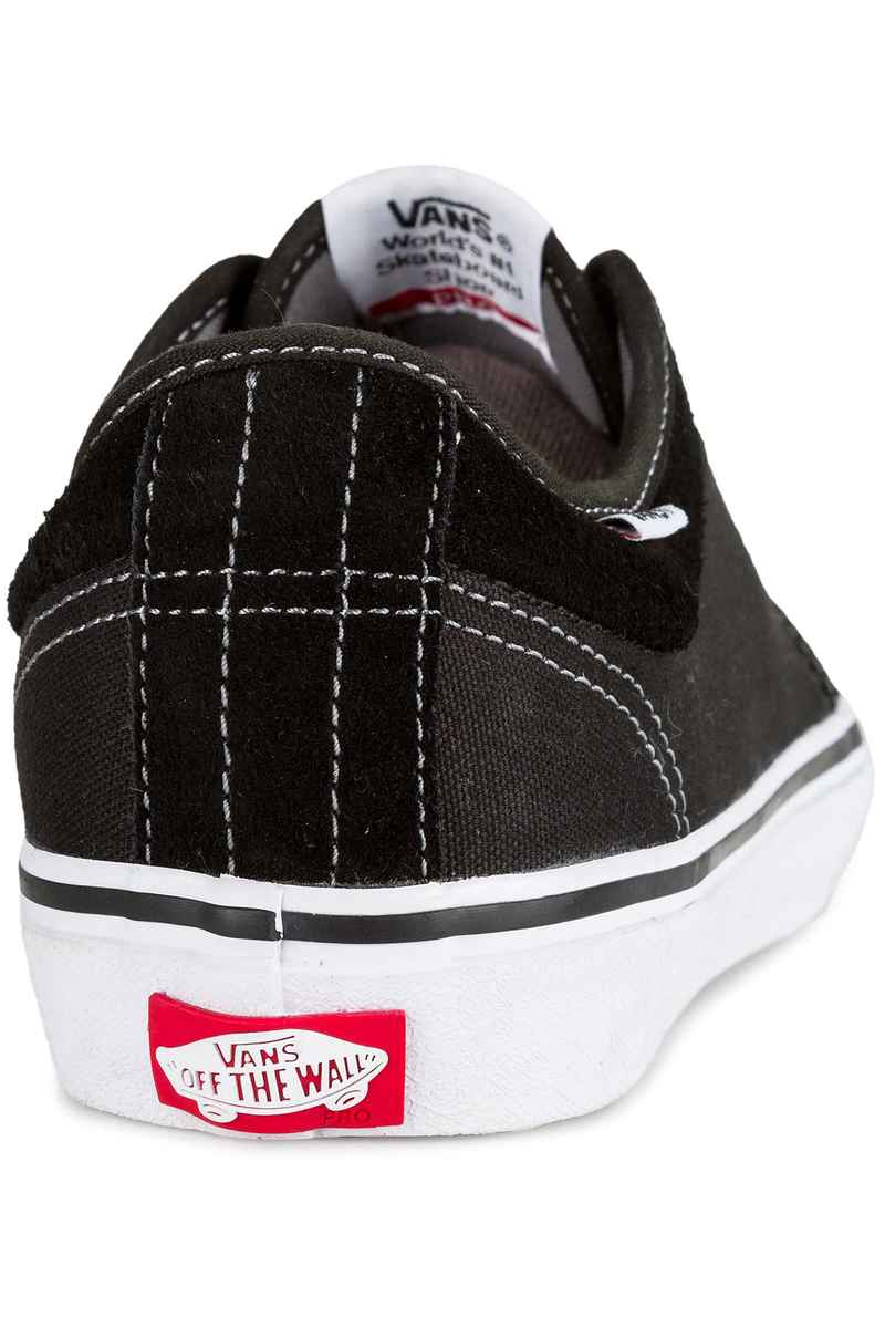Vans Chukka Low Pro Shoes (black white)
