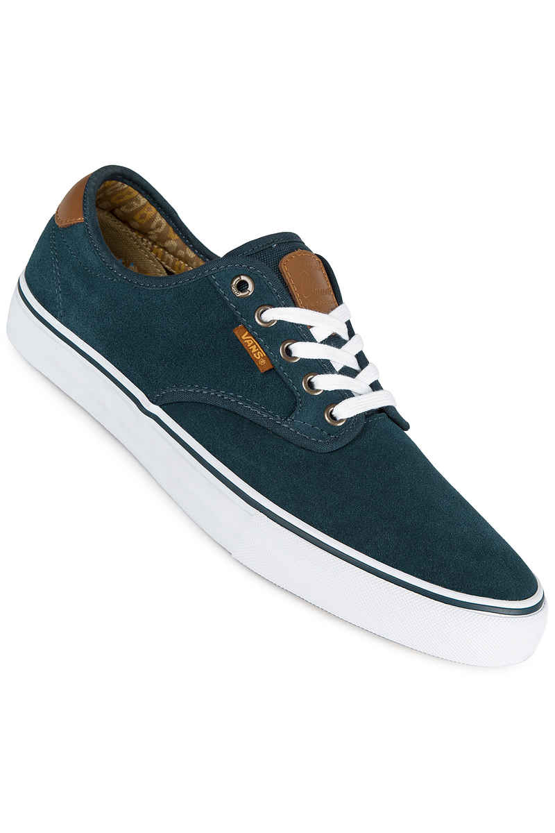 Vans Chima Ferguson Pro Shoes (midnight navy white) buy at skatedeluxe 223b4cb81