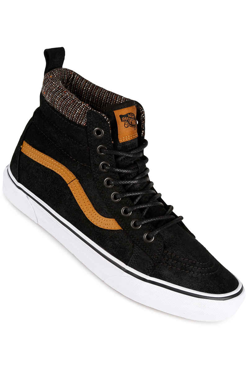 Vans Sk8-Hi MTE Shoes (black tweed)