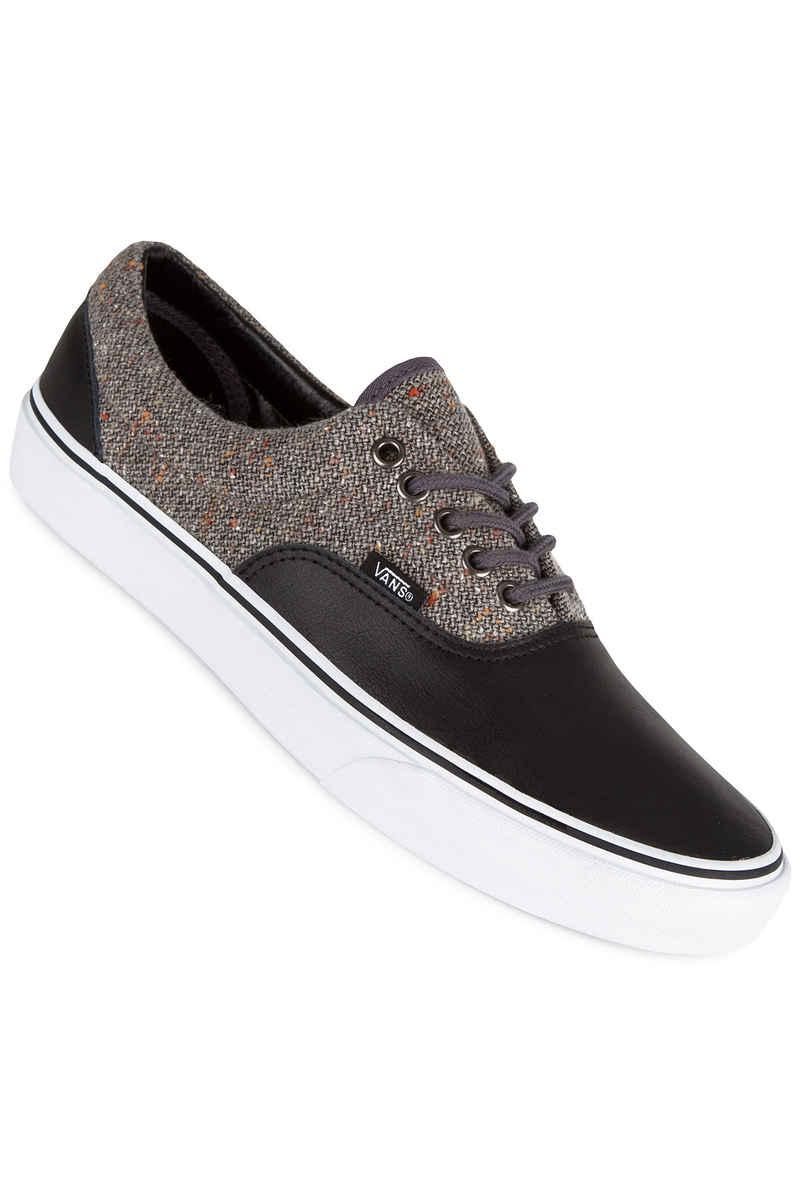 vans era shoes excalibue black buy at skatedeluxe