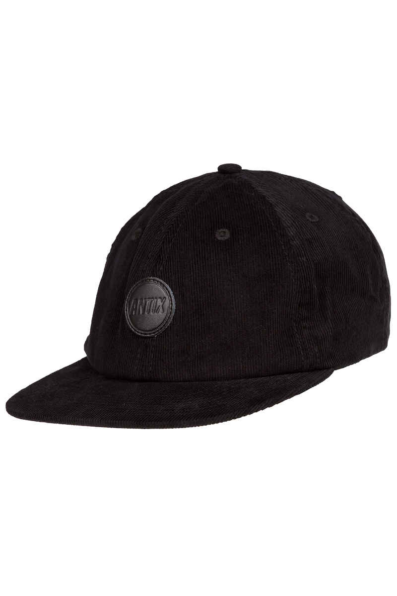 Antix Dion 6 Panel Cap (cord black)