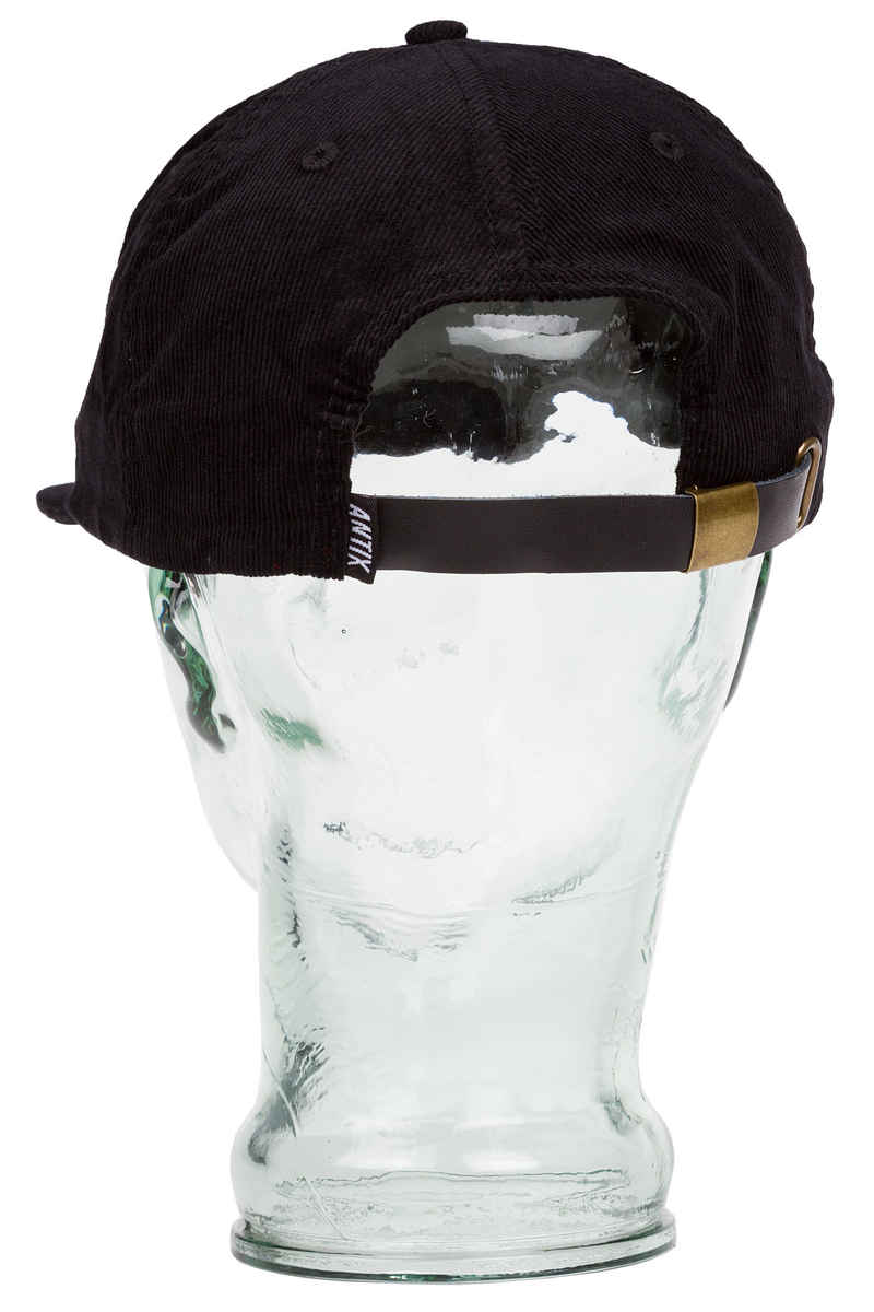 Antix Dion 6 Panel Casquette (cord black)
