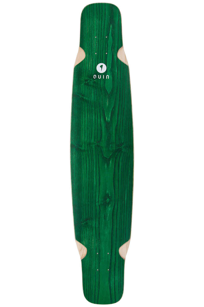 "quinboards Dancing Green 46.46"" (118cm) Tabla Longboard 2016 (green)"