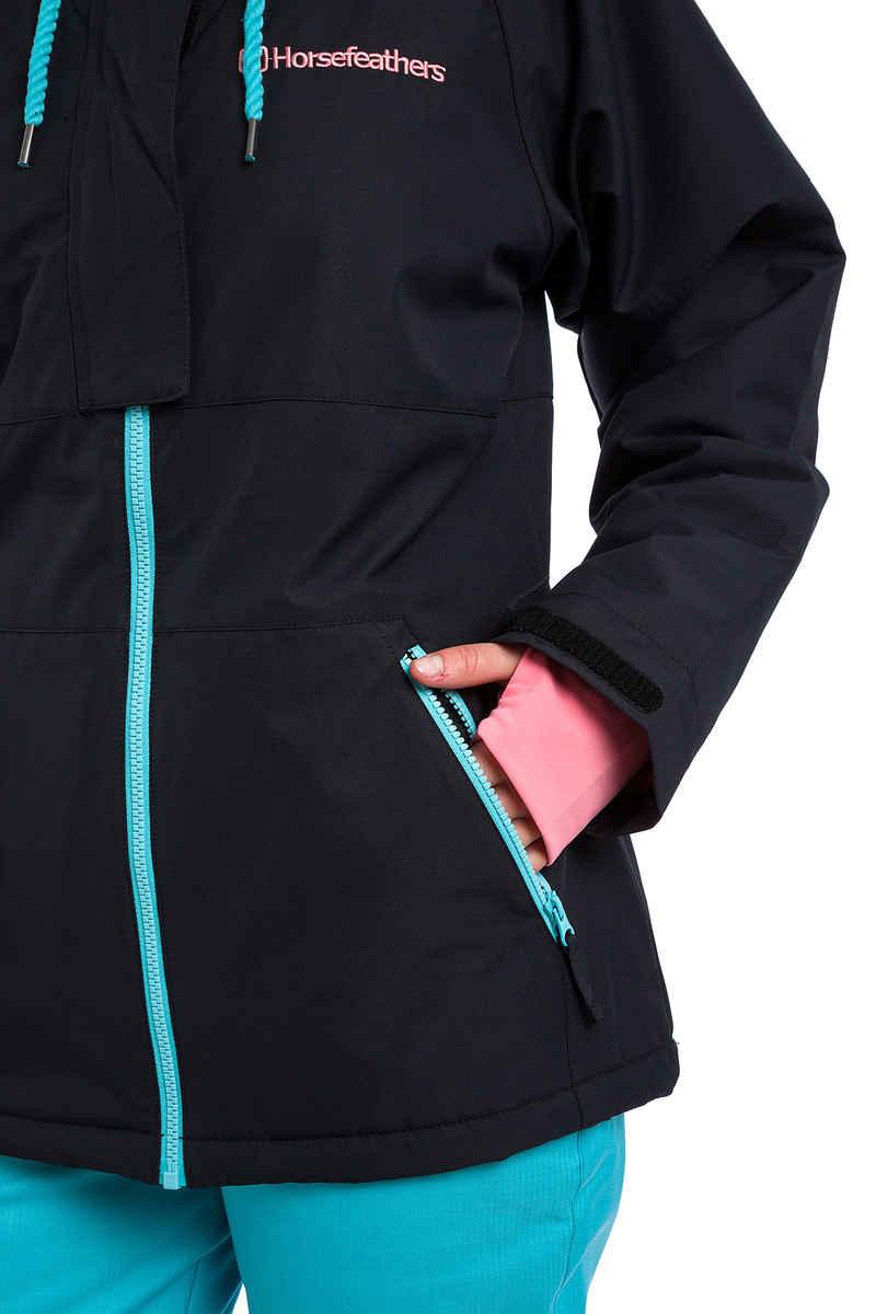 Horsefeathers Vivien Snowboard Jacke women (black)