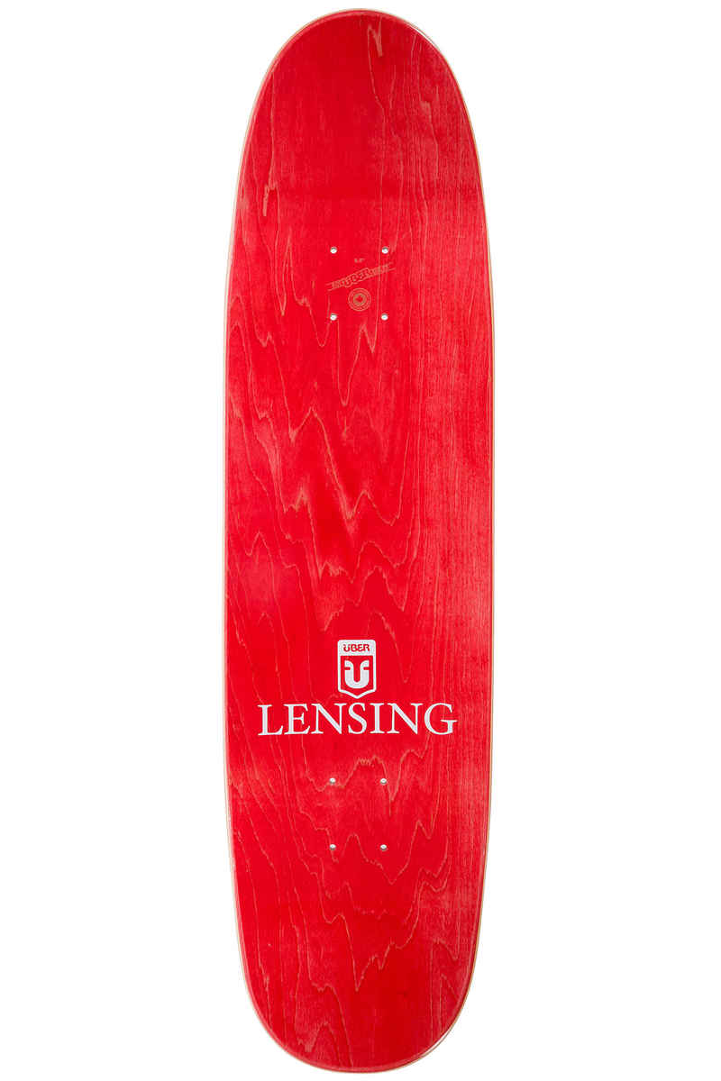 "Über Skateboards Lensing Jimmy 8.5"" Deck"