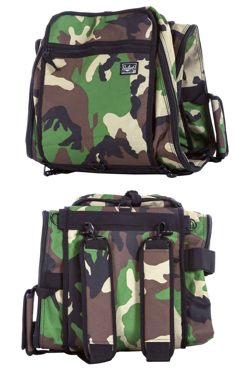 Sector 9 The Field Bag (camo)