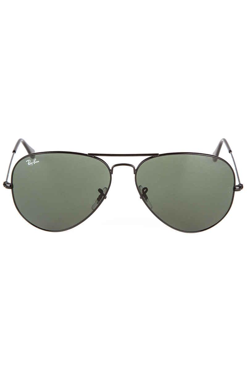 Ray-Ban Aviator Large Metal Sonnenbrille 62mm (black)