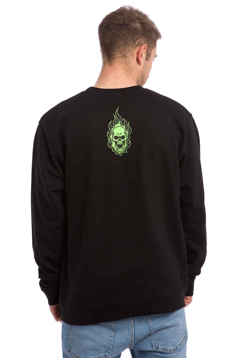 Creature Logo Sweater (black)