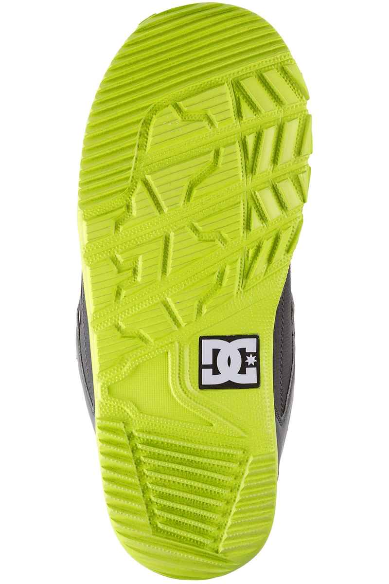 DC Phase Boots 2016/17 (dark shadow black lime)