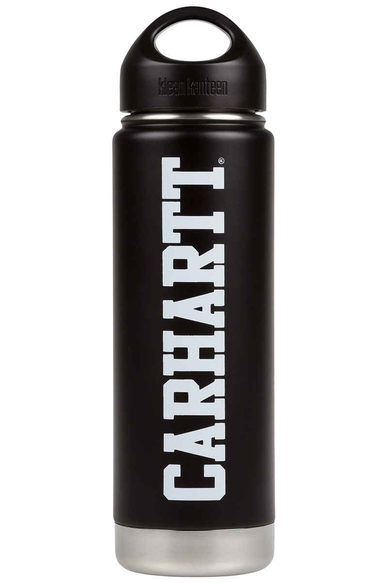 Carhartt WIP x Klean Kanteen Insulated Flask (black white)