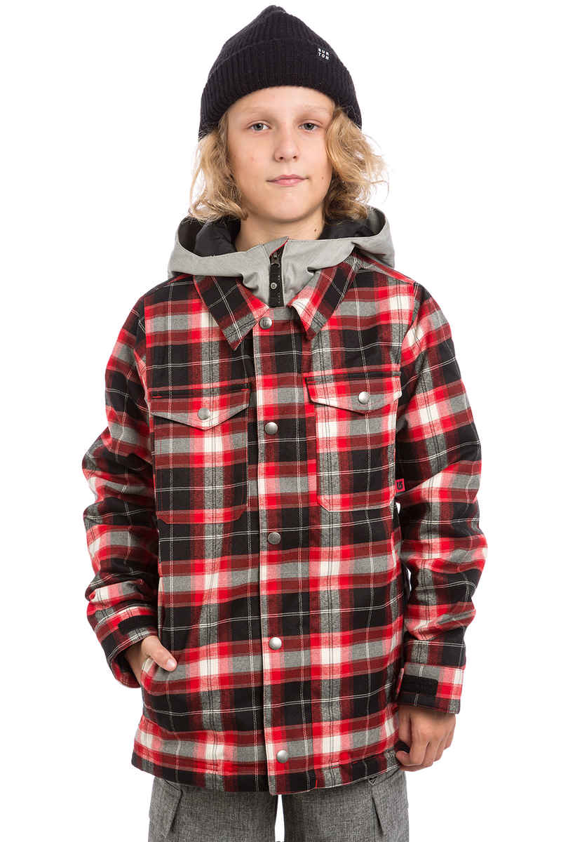 Burton Uproar Chaqueta Snow kids (process red)