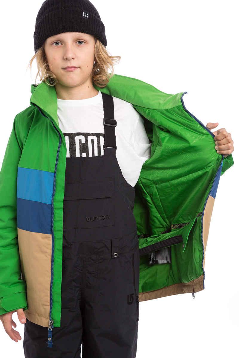 Burton symbol fa16 snowboard jacket kids slime block buy at burton symbol fa16 snowboard jacket kids slime block biocorpaavc Images